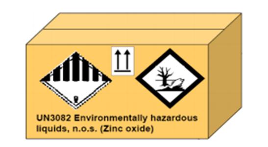 Class 9 Dangerous Goods Miscellaneous Dangerous Goods