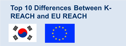 K-REACH vs EU REACH
