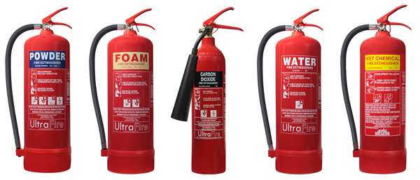 How to Choose Suitable Fire Extinguishing Agents